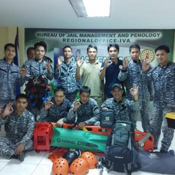 BJMP Star Team